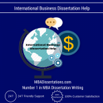 International Business Dissertation Help