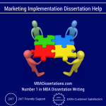 Marketing Implementation Dissertation Help