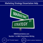 Marketing Strategy Dissertation Help
