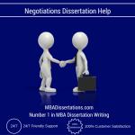 Negotiations Dissertation Help